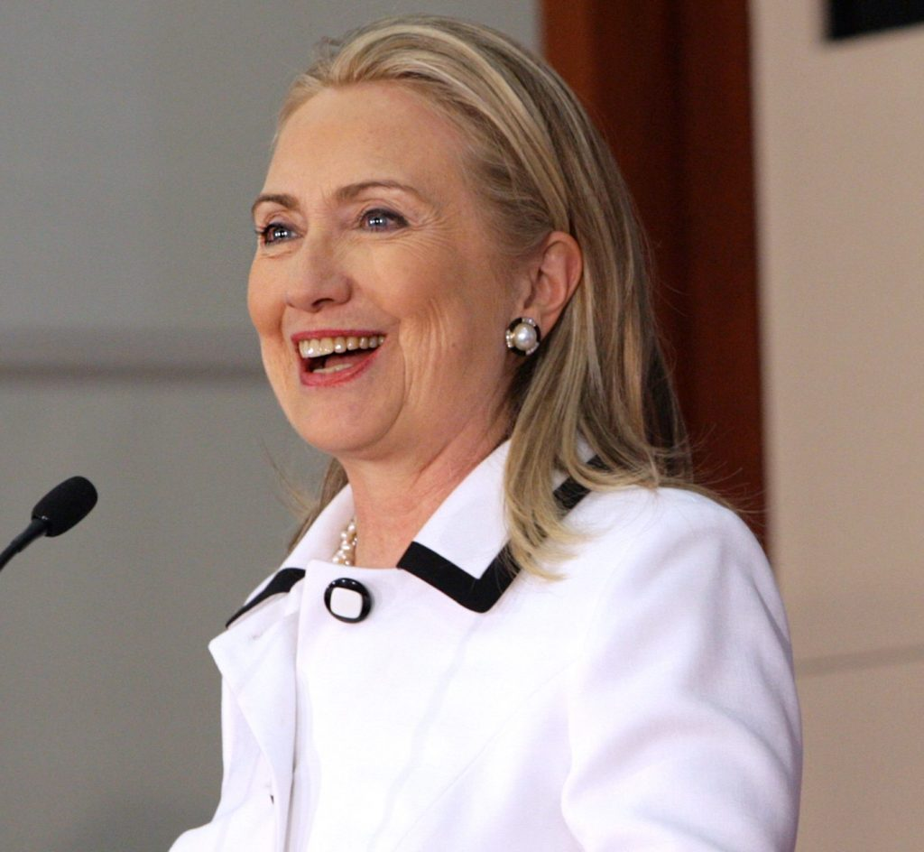 Hillary Clinton's Stress Management