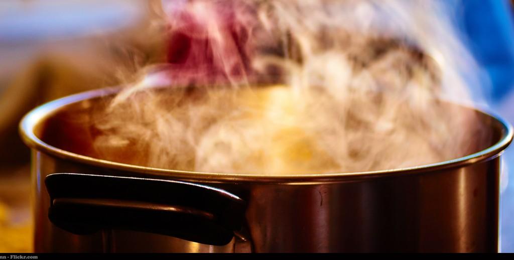 Mindful cooking -Moyan Brenn