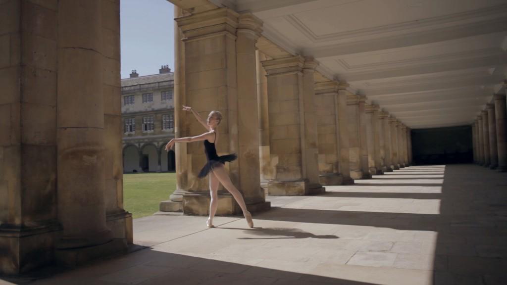 ballerina - Punting Cambridge