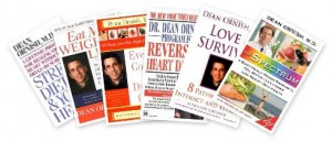 Books by Dr. Dean Ornish