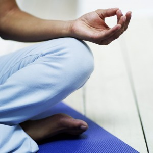 meditation and exercise