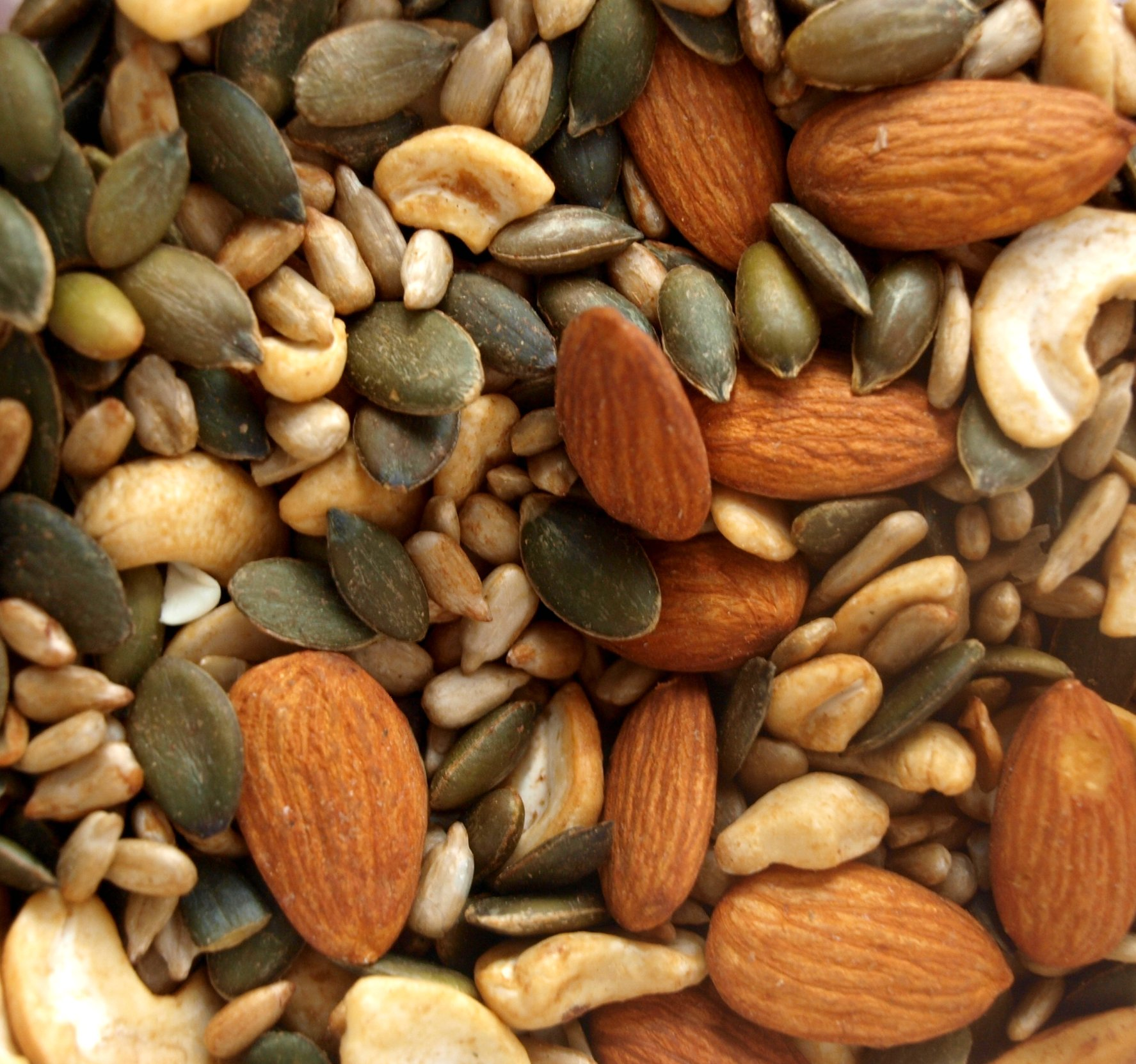 Servings of Nuts and Seeds on the South Beach Diet